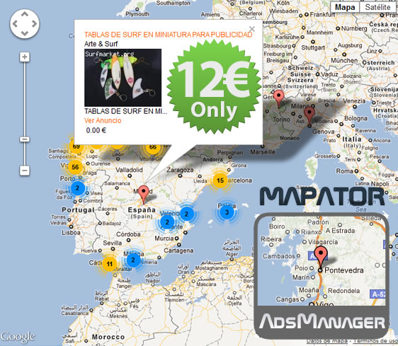 Google Maps Adsmanager Joomla